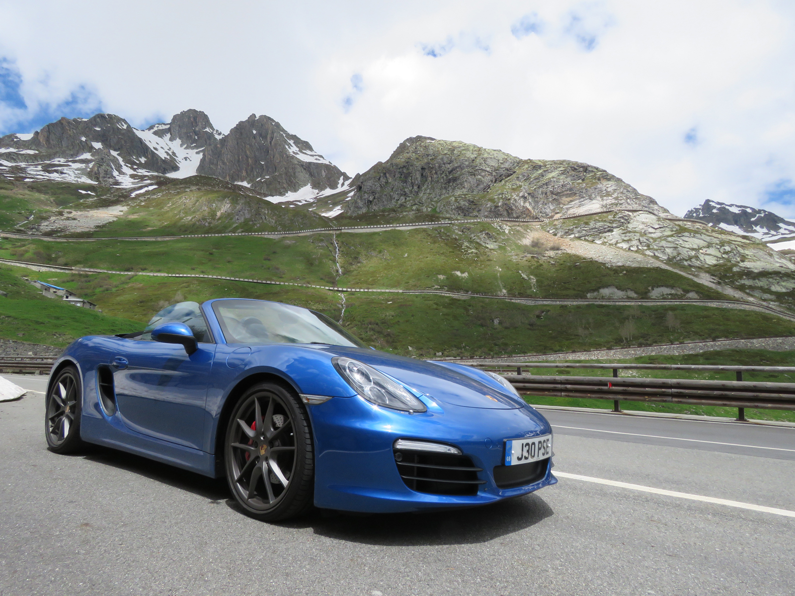 European Driving Porsche Forum From Club Gb Cdr 24 Wiring Having Said That Crossing The Alps In A 34l Is Something Special And I Wont Be Forgetting It Hurry Hope You Enjoy As Much Did